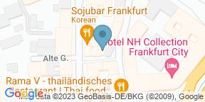Google Map for BonVivant