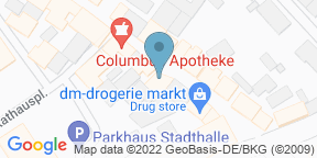 Google Map for Crown of India