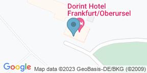 Google Map for Restaurant Villa Gans