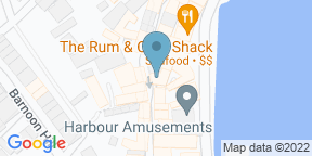 Google Map for Cellar Bistro