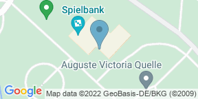 Google Map for Spielbank Restaurant Le Blanc