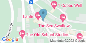 Google Map for Fitzroy