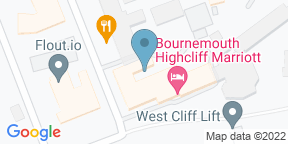 Google Map for Brasserie Blanc Bournemouth
