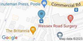 Maison Sax auf Google Maps