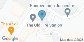 The Inferno BournemouthのGoogle マップ