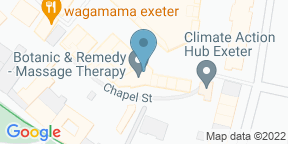 Google Map for Luciano's Exeter