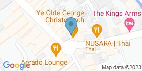 Ye Olde George ChristchurchのGoogle マップ