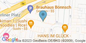 Brauhaus BönnschのGoogle マップ