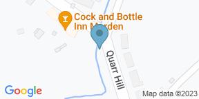 The Cock & BottleのGoogle マップ