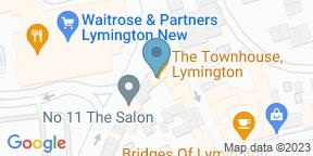 The Saltern auf Google Maps
