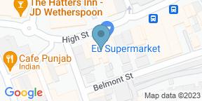 TAOのGoogle マップ