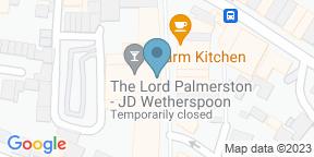 Scarlet Tap Southsea auf Google Maps
