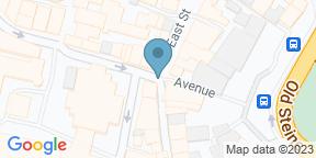 Google Map for Socialite Restaurant and Bar