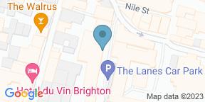 Google Map for The Rum Kitchen - Brighton