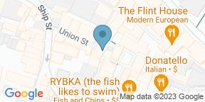 Google Map for Bohemia - Brighton