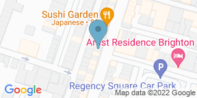 Google Map for WOLFOX Chapters