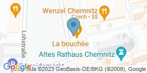 La bouchée auf Google Maps