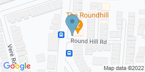 Google Map for The Roundhill