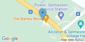Google Map for The Barley Mow