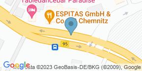 Google Map for ESPITAS Chemnitz