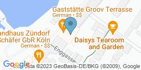 Groov TerrasseのGoogle マップ