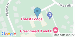 Google Map for 1820 Grill & Brasserie