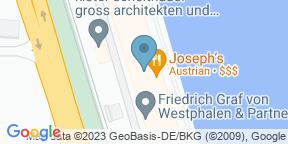 JOSEPH'SのGoogle マップ