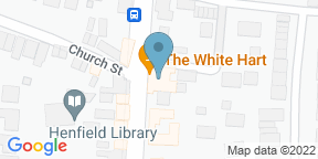 Google Map for The White Hart