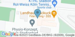 Google Map for Landhaus Kuckuck