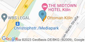 OttomanのGoogle マップ