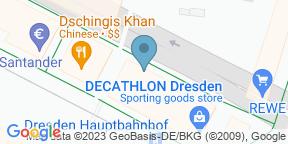 Google Map for SCHWERELOS – Das Achterbahnrestaurant Dresden