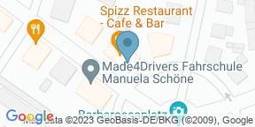Google Map for Restaurant Spizz