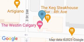 Google Map for OWL Patio & Bar