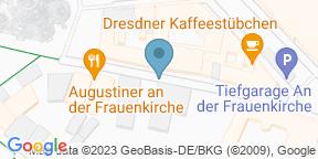 Google Map for VEN Restaurant & Bar im Innside Dresden