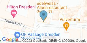 Google Map for Edelweiss - Alpenrestaurant