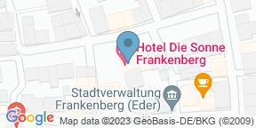 Google Map for Philipp Soldan