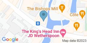 Google Map for The Bridge Tap Salisbury