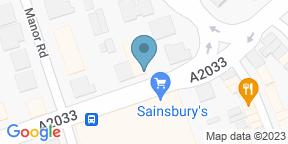 Google Map for Sotirio's Bar and Restaurant