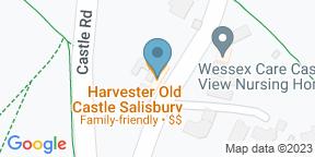 Google Map for Harvester - The Old Castle