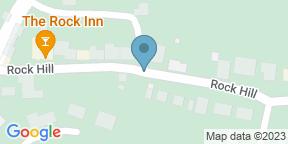 Google Map for The Rock Inn
