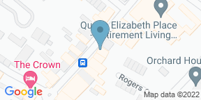 Google Map for Heaven's Kitchen Alton