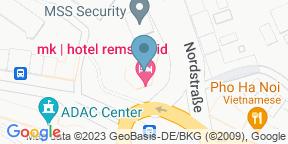 Remscheider BräuのGoogle マップ
