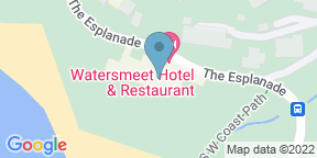 Google Map for Watersmeet Hotel