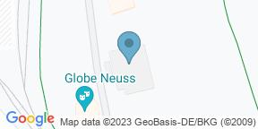 Strandgut im Rennbahnpark auf Google Maps