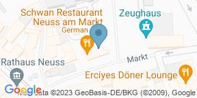 Schwan Restaurant Neuss auf Google Maps