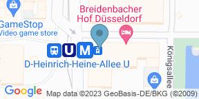 Lobby LoungeのGoogle マップ