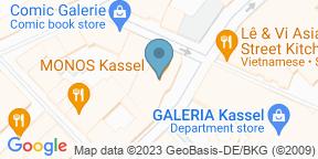 Google Map for Enchilada Kassel