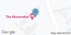 Google Map for The Moonraker