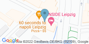 Google Map for SYNDEO Lounge & Restaurant