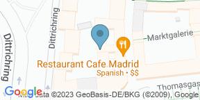 Google Map for PAULANER Leipzig